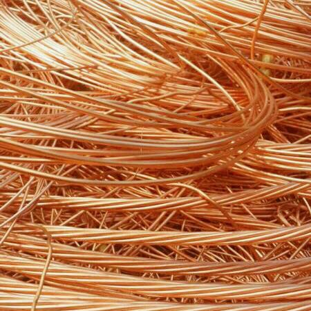 Copper Wire Scrap Mulberry