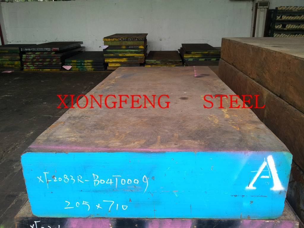 Plastic Mould Steel 1.2083/4Cr13