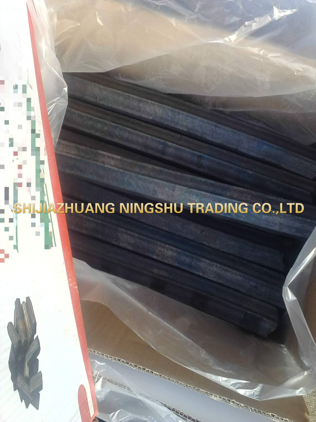 High Carbon Fixed Charcoal Briquette