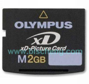 for XD memory card 2G