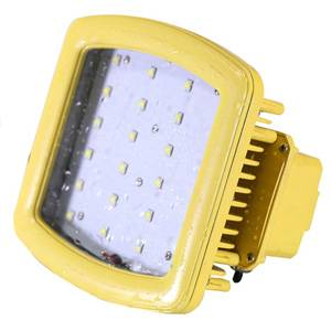 LED Gas Station Canopy Light UL, CUL, CE, ATEX, RoHS, CNEX, SAA, PSE 80/100/120/150/185W