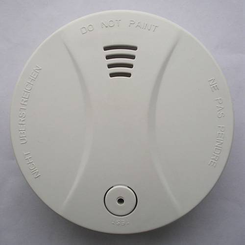 PW-507S Battery Operated Smoke Alarm complying with EN14604