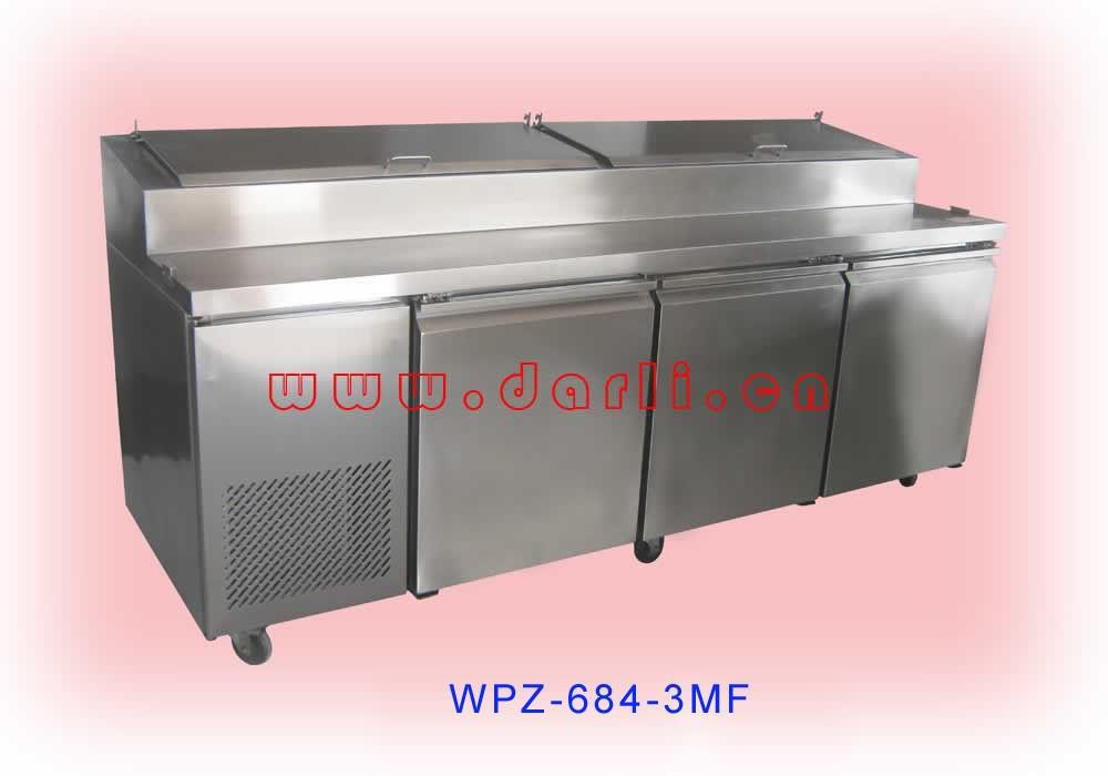 Sandwich Prep Coolers