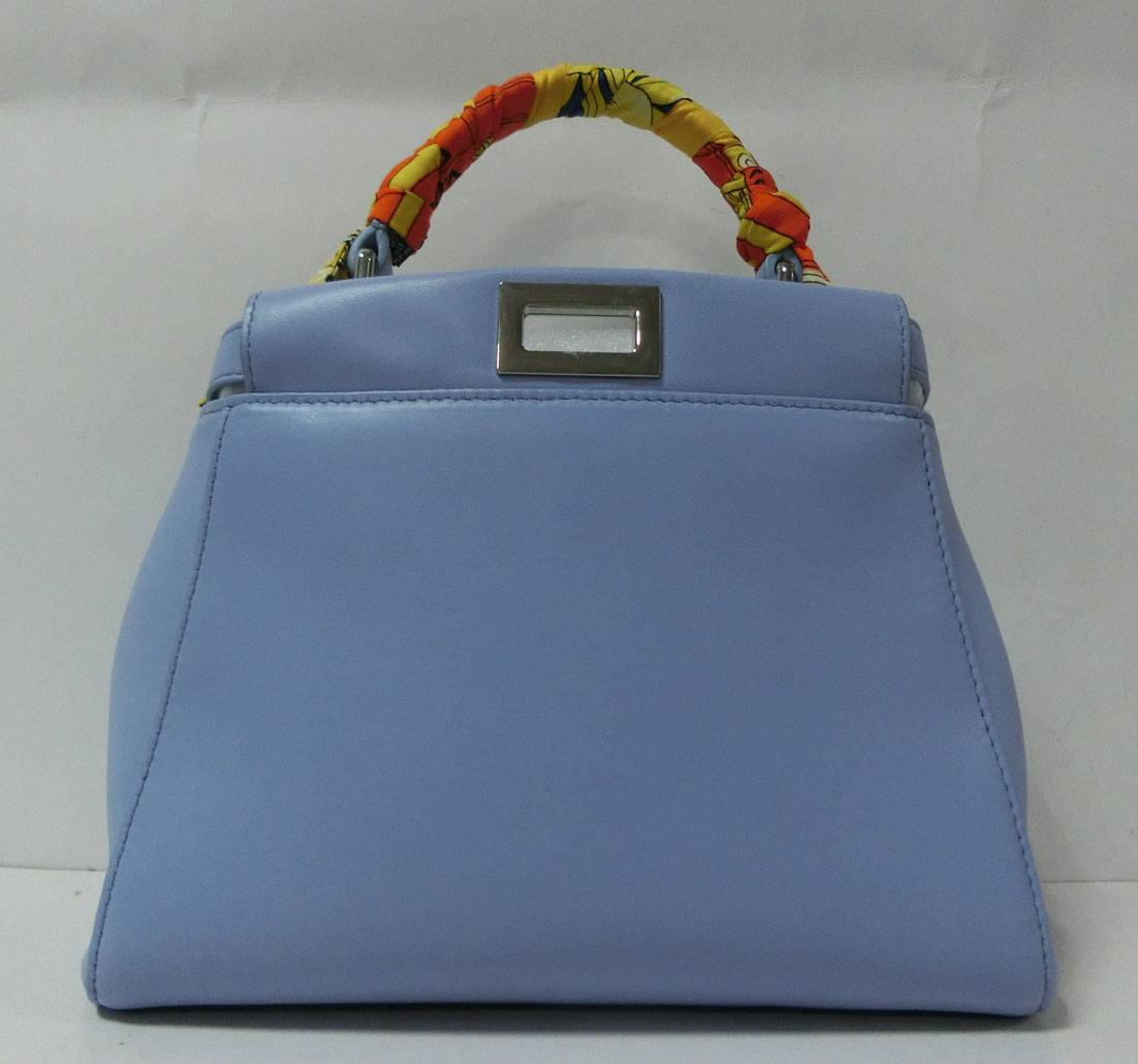 pu leather handbag/genuine leather handbag