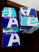 Hot Sale A4 Copy Paper,Double A A4 Paper 80GSM 70GSM, Newsprint & Kratf for Office Use