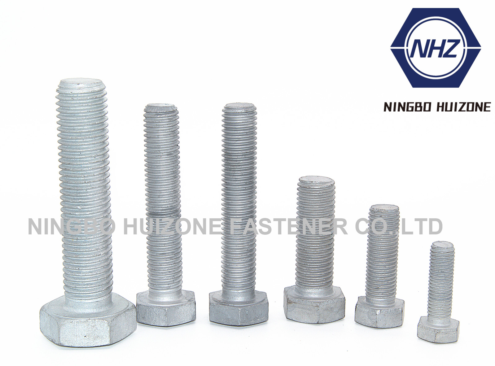 HDG DIN 933 CL 8.8 HEX BOLTS