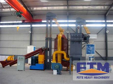 Wood Pellet Turn Key Plant/Energy Saving Small Wood Pellet Plant