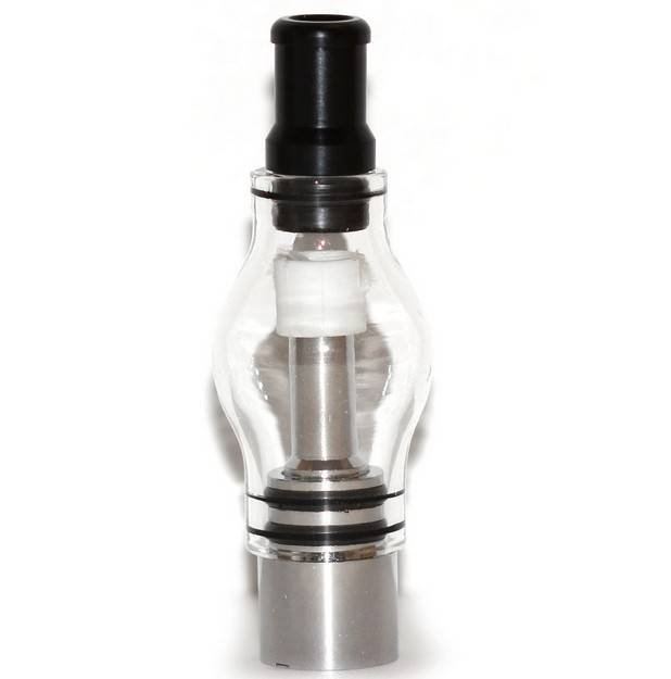 E-cigarette Glass Global Atomizer for Dry Herb with Huge Vapor