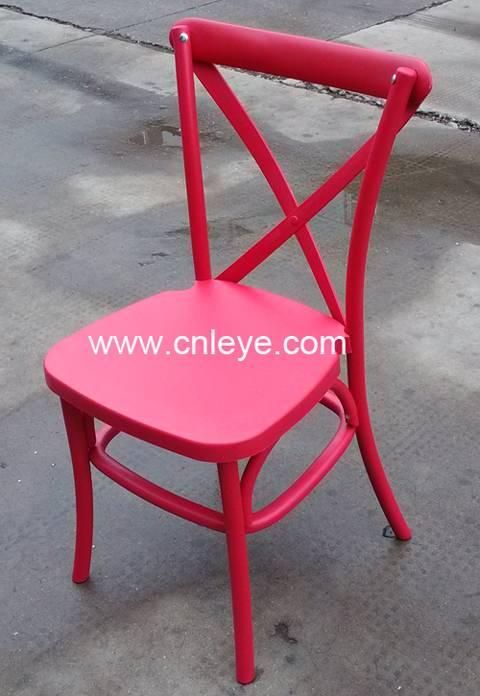 plastic wedding chair