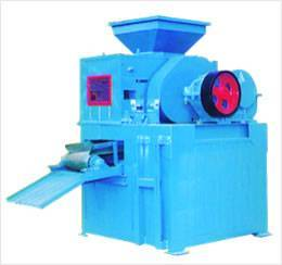 Coal dust pelletizing machine