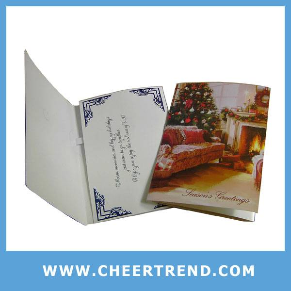 voice recorder greeting card