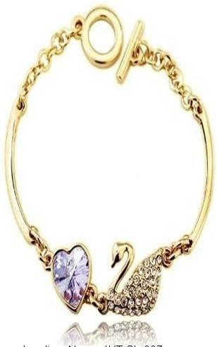 Sell Gold Plated Rhinestone Bracelet,jewelry