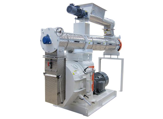 animal feed pellet mill