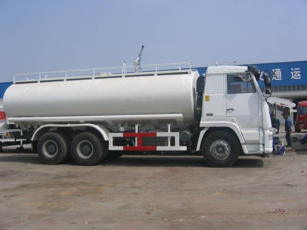 watering tank truck
