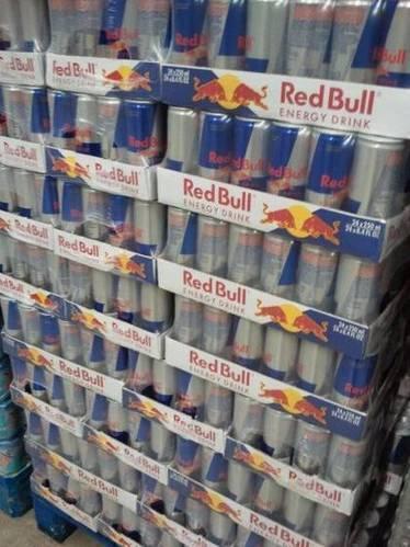 Austrian Original Red Bull Energy drinks