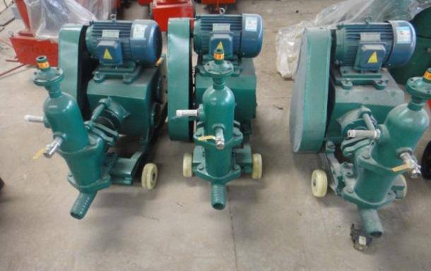 CNM Post Tension Grouting Pump