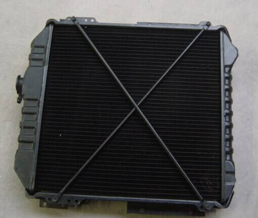 EX60-2 Hitachi hydraulic cooling radiator