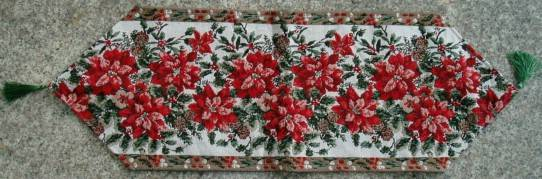 supply table runner,jacaquard table runner ,table mat