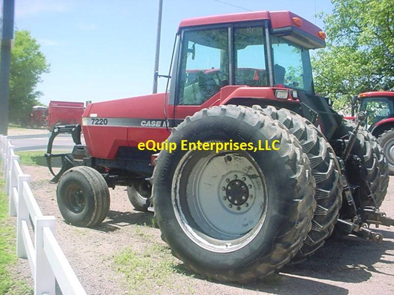 Used 1996 Case IH 7220