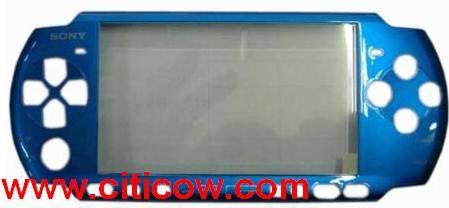 PSP3000 faceplate blue