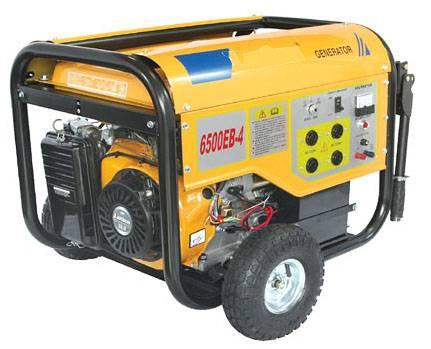Petrol Generator (QD6500B)