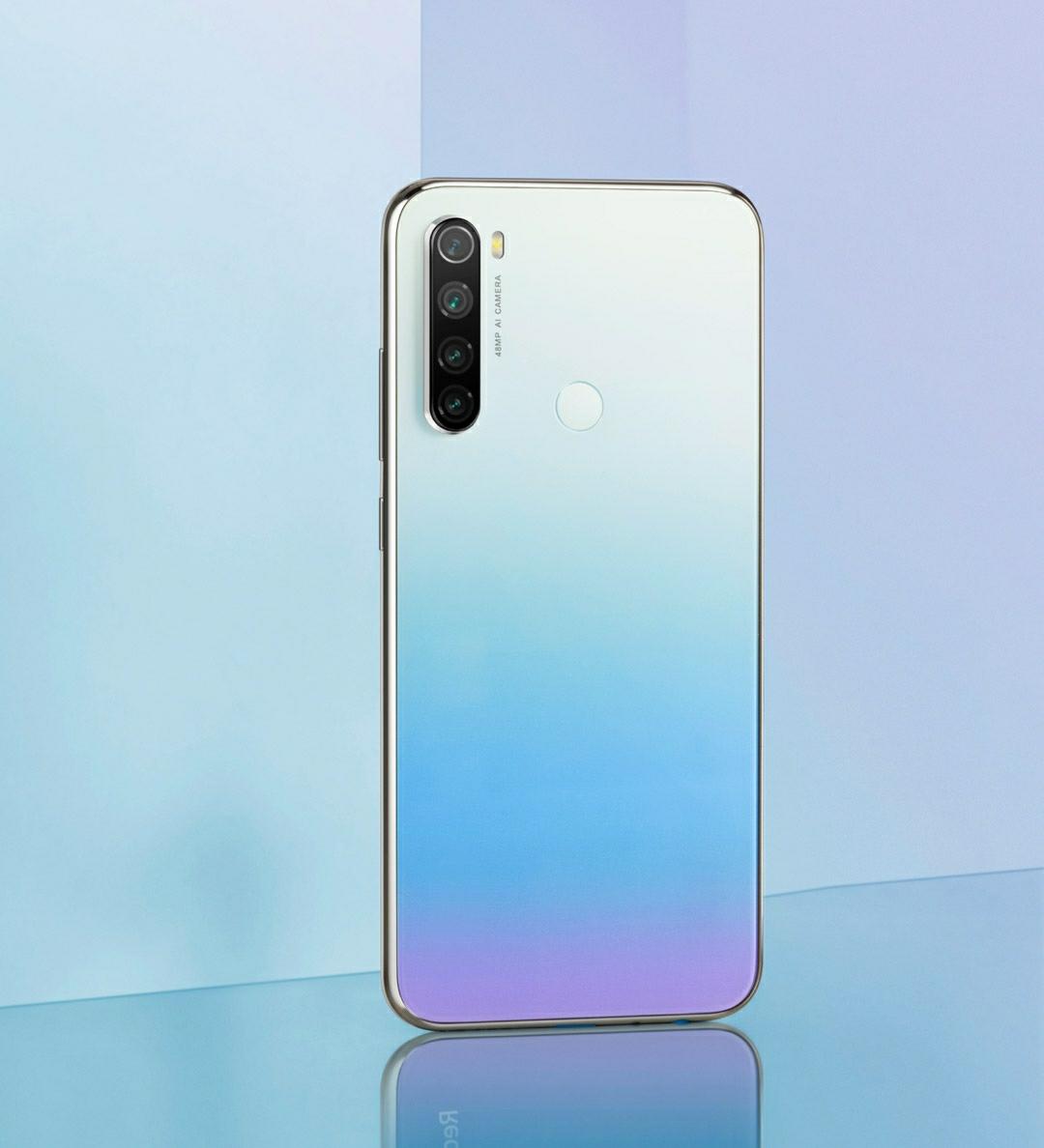 Gradient phone