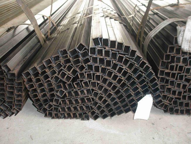 LTZ Steel Pipe - Window Section - Special Pipe