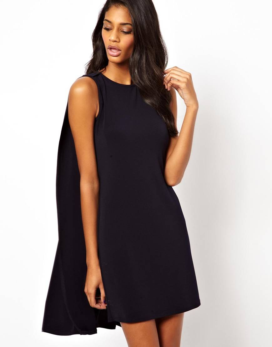 Hot Sale New Style Discount Women Casual Cape Cloak Dress (JK11006)