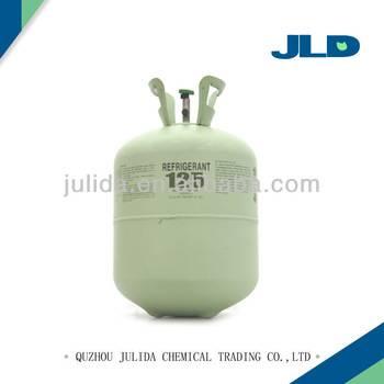 Refrigerant gas R125