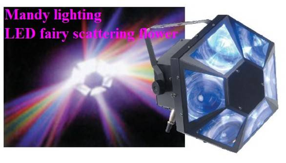 Stage Lighting LED Fairy Scattering Flower