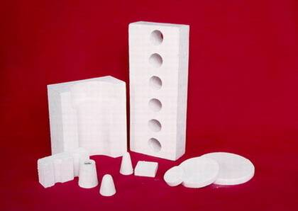 Sell Special-shaped Ceramic Fiber Products