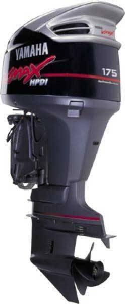 Yamaha HPDI 2 Stroke 175hp