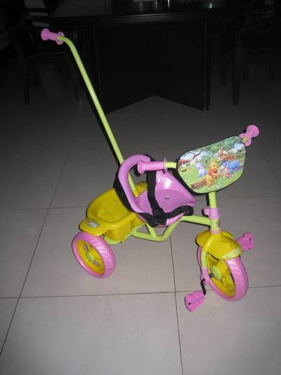 carton three wheels tricycle for child with EVA tire