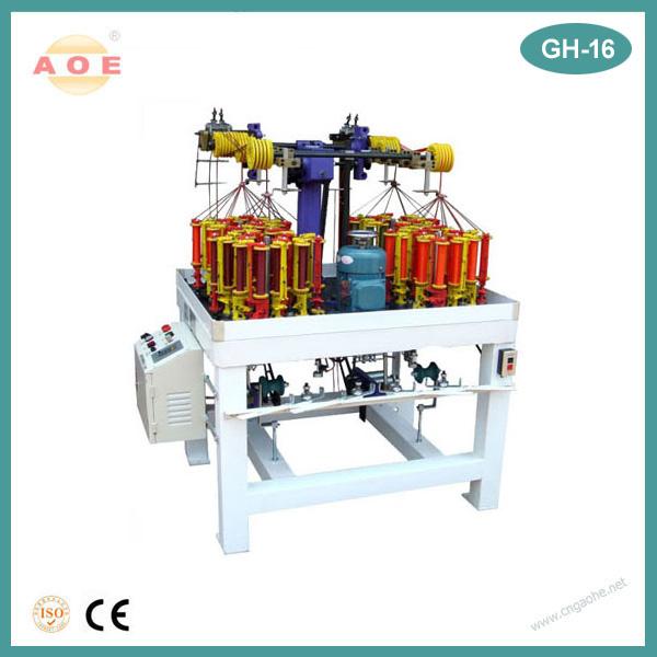 GH16-4 High Speed Lace Braiding Machine