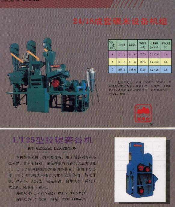 complete set of machinery for rice flour biscuit candy