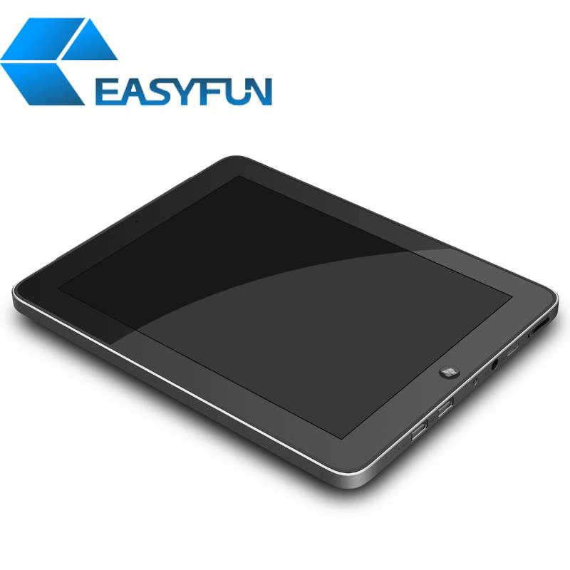 Cheap 9.7inch windows tablet PC windows7/8 Intel Atom N2600 Dual core 2G/32G IPS 3G WiFi Bluetooth t
