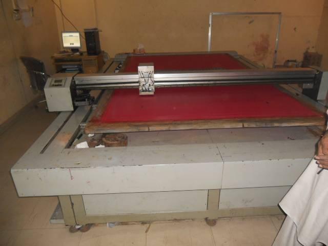 Buser flatebed inkjet engraving machine