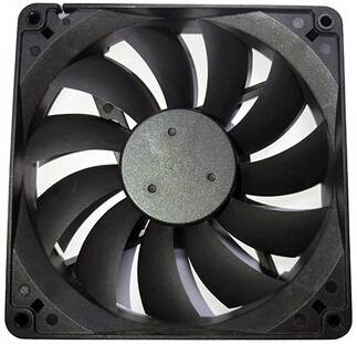 sell power supply dc cooling fan 13525mm