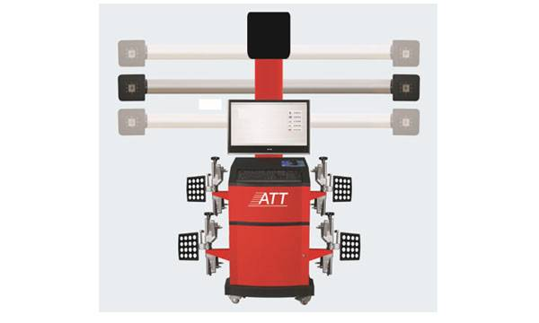 Automatic Camera 3d Wheel Alignment