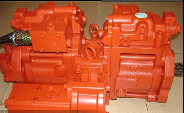 Hydraulic piston pump KAWASAKI K3V63DTP