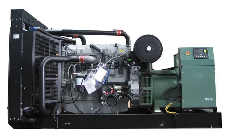 Diesel generator set(TP700)