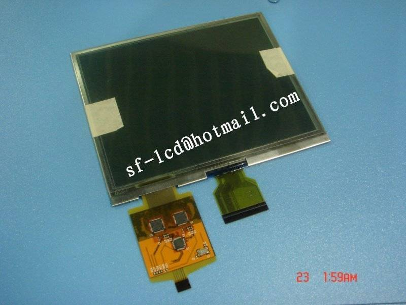 NEW ORIGINAL AUO 6'' E-ink LCD,Ebook reader A060SE02 LCD with touch screen