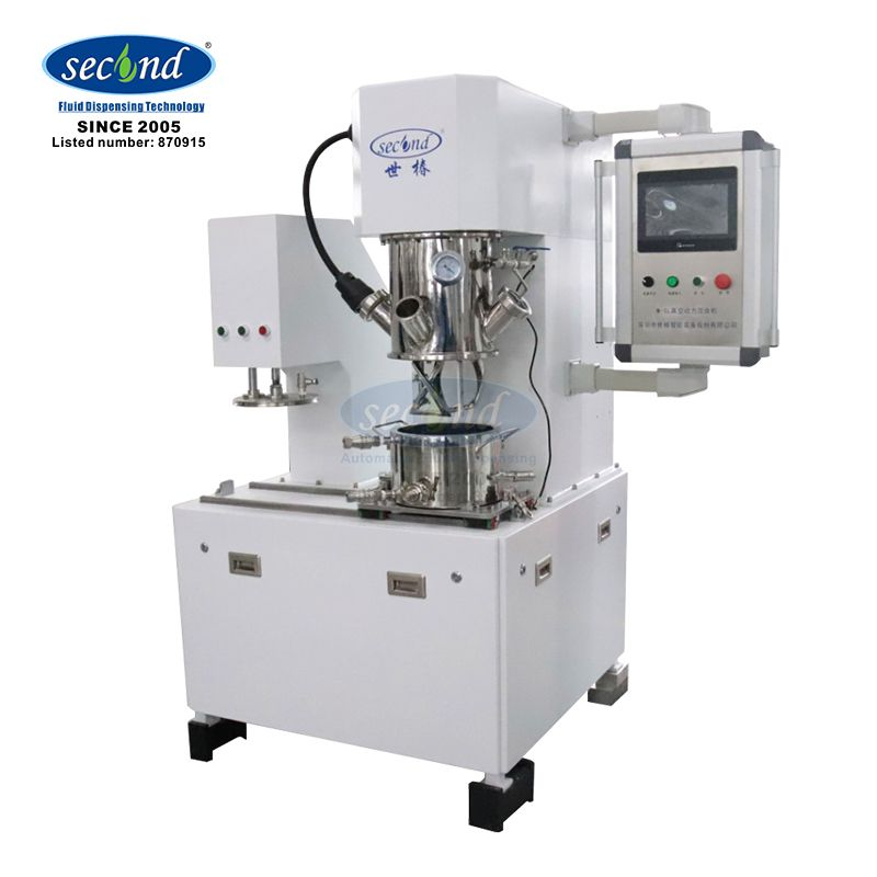 SEC-MP-5L Automatic Mixing and Pressing Machine