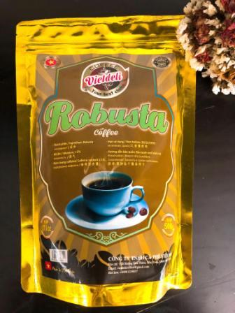 Sell ROBUSTA COFFEE GROUND - Viet Deli Coffee Co., Ltd