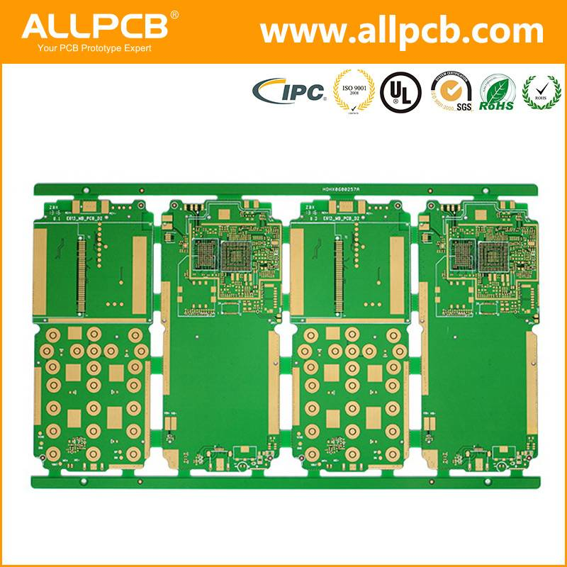good quality high frequency pcb board manufacture