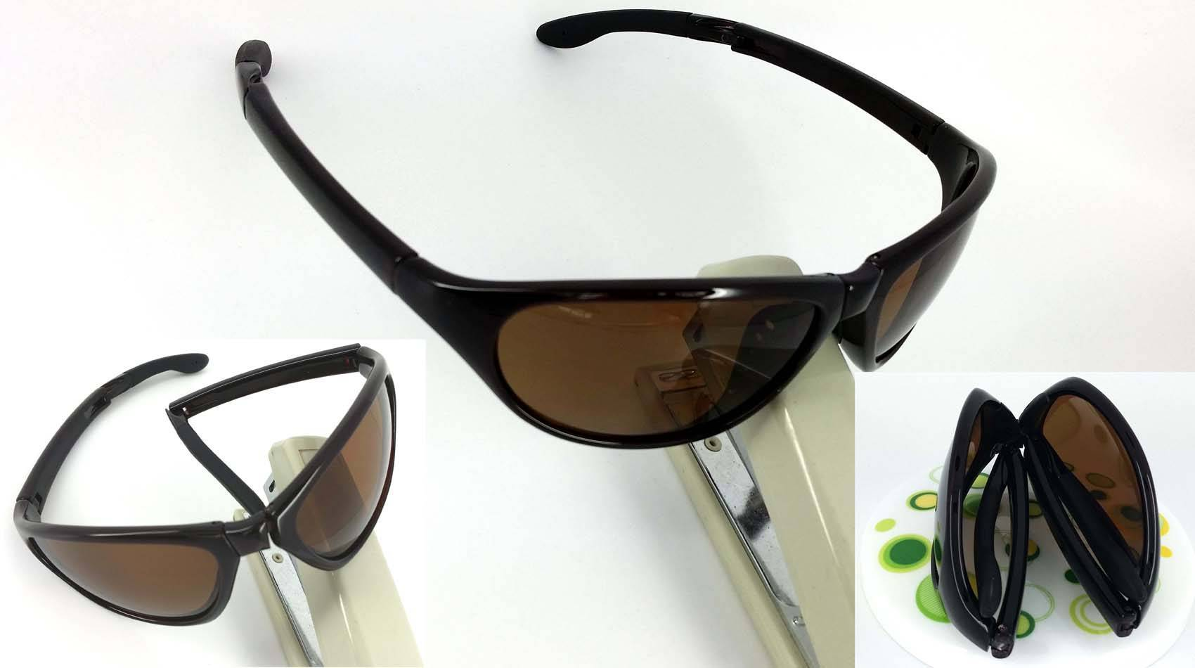 New folding sunglasses for men