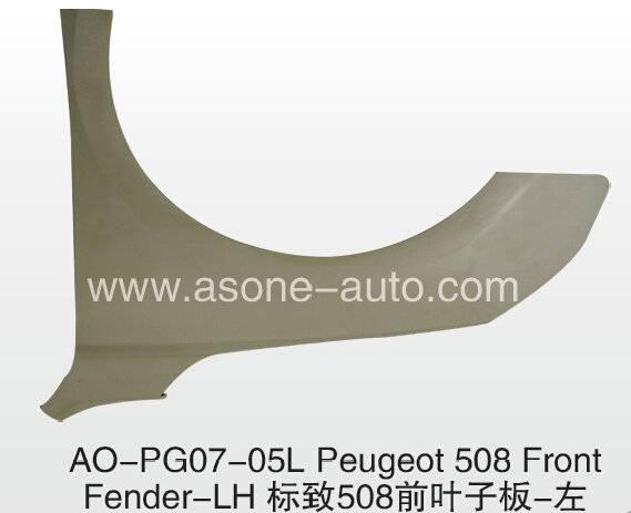 ASONE FRONT FENDER For Peugeot 508 CAR ACCESSORIES OEM=9435040780P