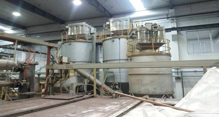 China factory supply Lead paste pre-desulphurization device in low price