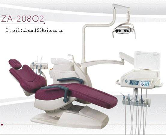 dental chair ZA-208Q2/dental unit/dental equipment/dental supply with ISO,CE