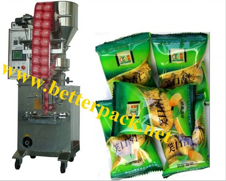 automatic dates nuts almonds packaging machinery
